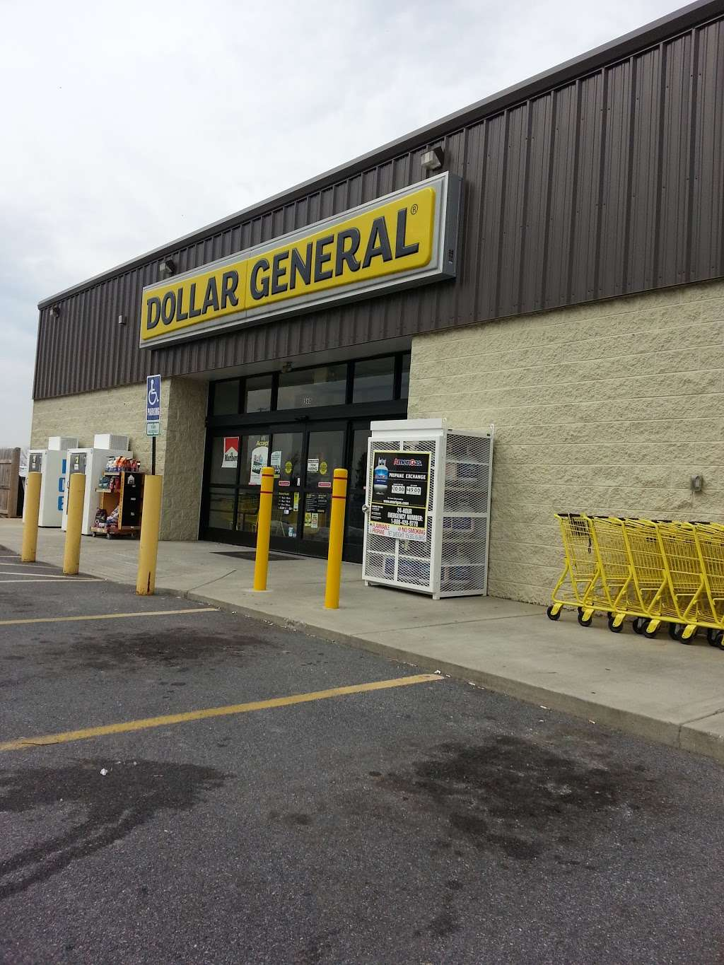 Dollar General - home goods store  | Photo 5 of 10 | Address: 560 S 7th St, Akron, PA 17501, USA | Phone: (717) 859-8037