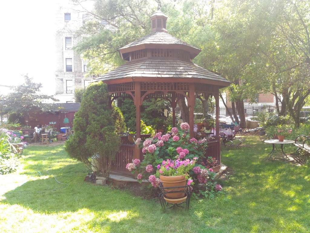 Convent Garden - park    Photo 8 of 10   Address: Convent Ave &, St Nicholas Ave, New York, NY 10031, USA   Phone: (212) 639-9675