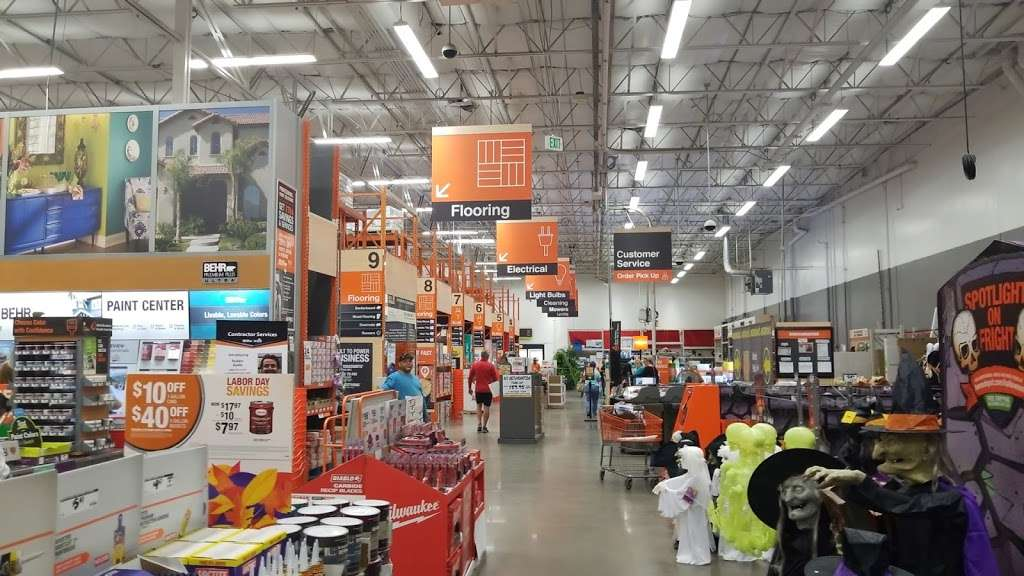 The Home Depot - hardware store  | Photo 5 of 10 | Address: 6160 W Behrend Dr, Glendale, AZ 85308, USA | Phone: (623) 376-0278