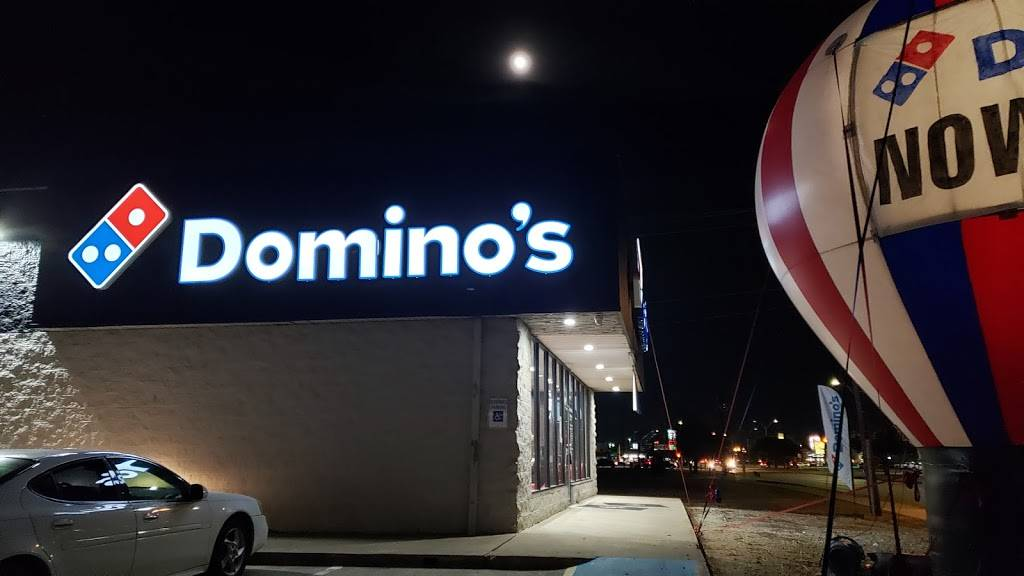 Dominos Pizza - meal delivery  | Photo 9 of 10 | Address: 480 W Pioneer Pkwy, Grand Prairie, TX 75051, USA | Phone: (469) 672-3030