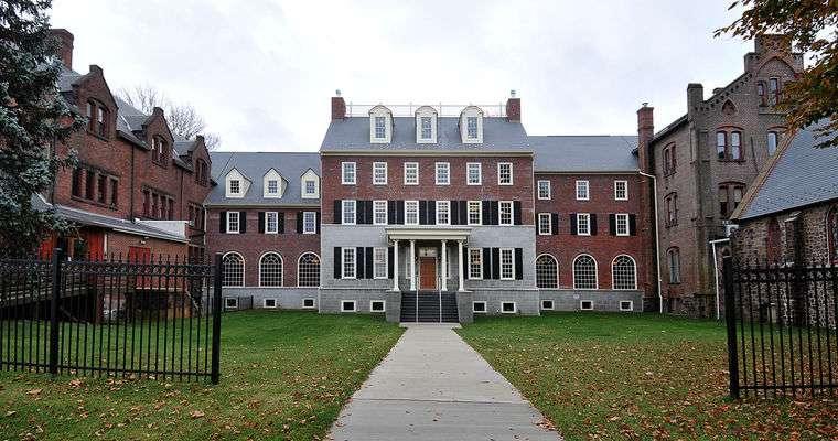 Doane Academy - school  | Photo 1 of 10 | Address: 350 Riverbank, Burlington, NJ 08016, USA | Phone: (609) 386-3500