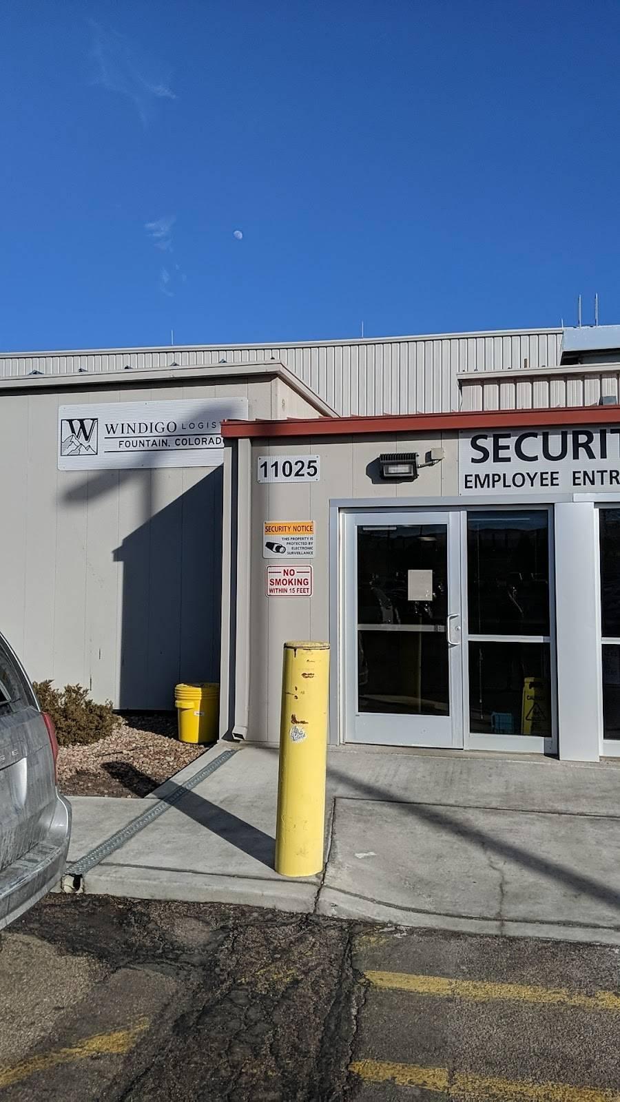 Windigo Logistics - storage    Photo 9 of 9   Address: 11025 Charter Oak Ranch Rd, Fountain, CO 80817, USA   Phone: (719) 382-1800