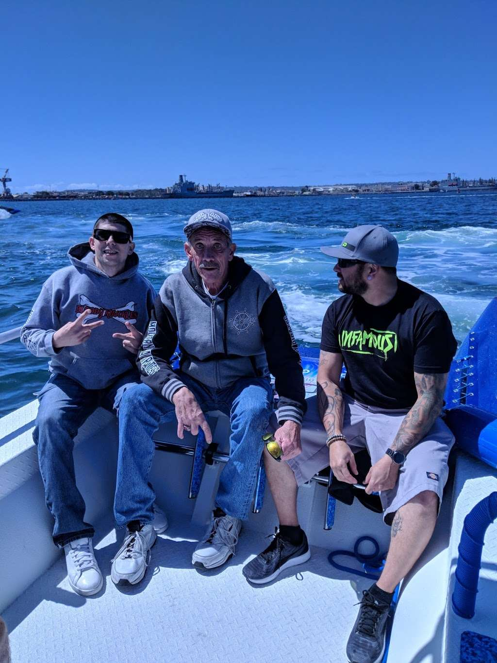 SeaQuest Water Adventures - travel agency  | Photo 8 of 10 | Address: Dock K-M, 955 Harbor Island Dr Gate 4, San Diego, CA 92101, USA | Phone: (844) 669-3483