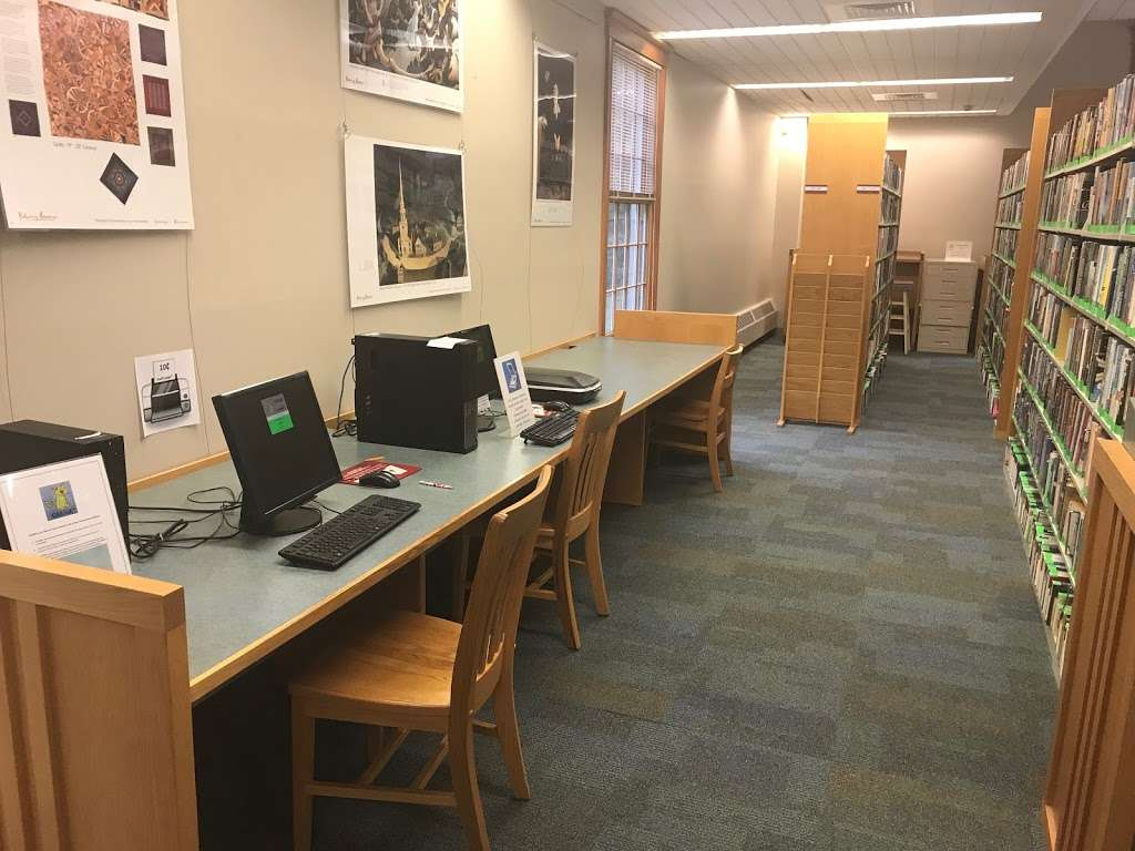 Nesmith Library - library  | Photo 7 of 10 | Address: 8 Fellows Rd, Windham, NH 03087, USA | Phone: (603) 432-7154