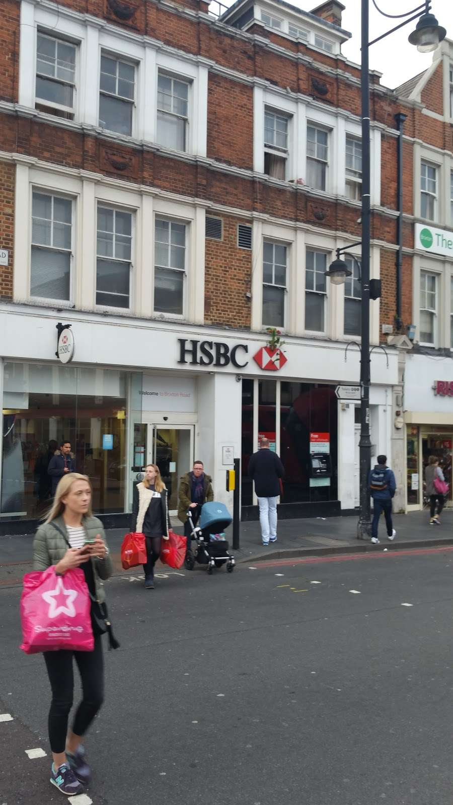 HSBC - Bank | 512 Brixton Rd, Brixton, London SW9 8ER, UK