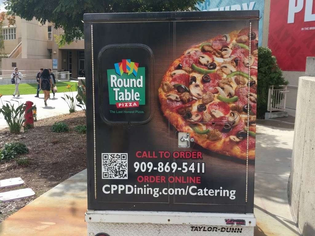 Round Table Pizza - meal delivery  | Photo 1 of 1 | Address: 3801 W Temple Ave Bldg 55, Pomona, CA 91768, USA | Phone: (909) 869-5411