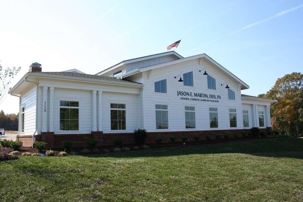 Martin Jason E DDS - dentist  | Photo 2 of 10 | Address: 118 Professional Park Dr, Locust, NC 28097, USA | Phone: (704) 781-0500