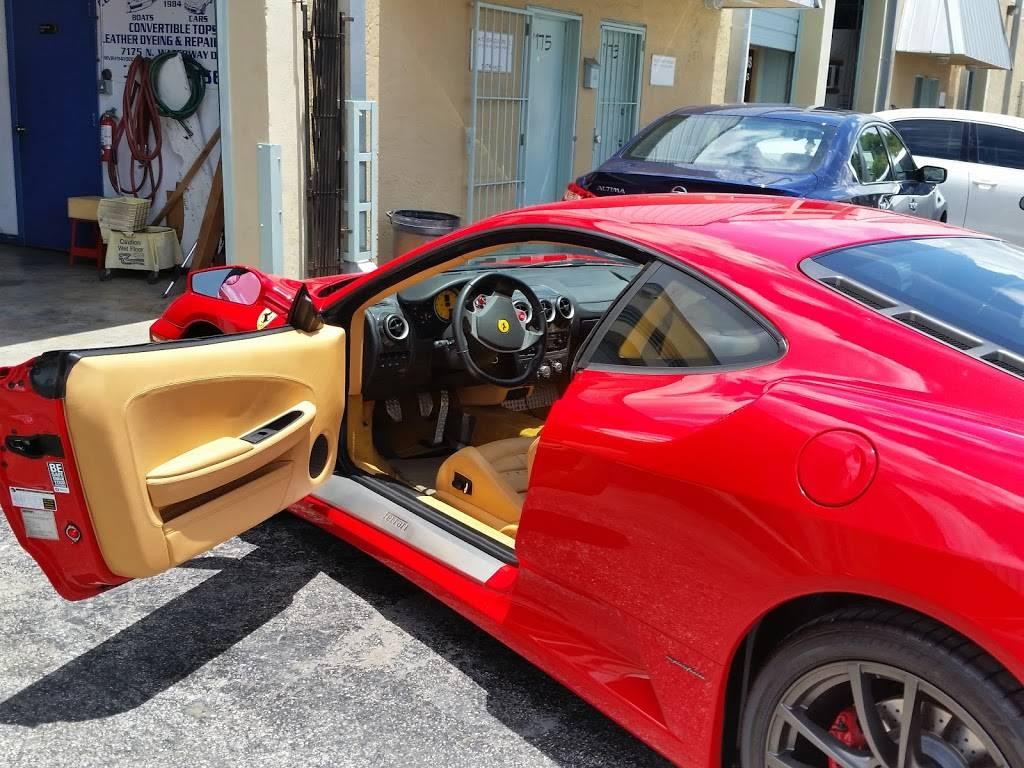 A1 Auto Seat Cover - car repair    Photo 4 of 7   Address: 7175 N Waterway Dr, Miami, FL 33155, USA   Phone: (305) 261-7410