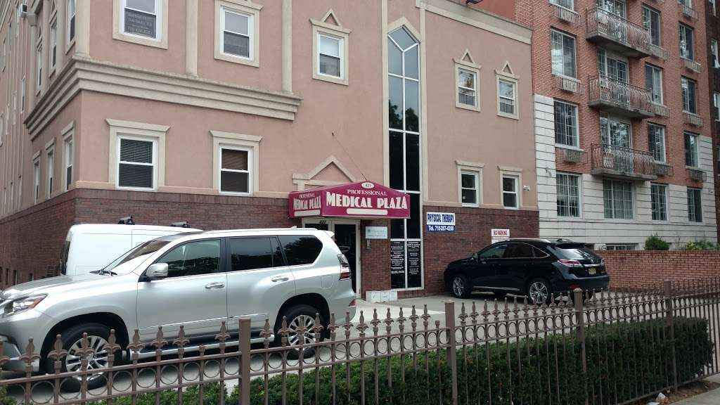 Professional Medical Plaza - doctor  | Photo 1 of 1 | Address: 421 Ocean Pkwy, Brooklyn, NY 11218, USA