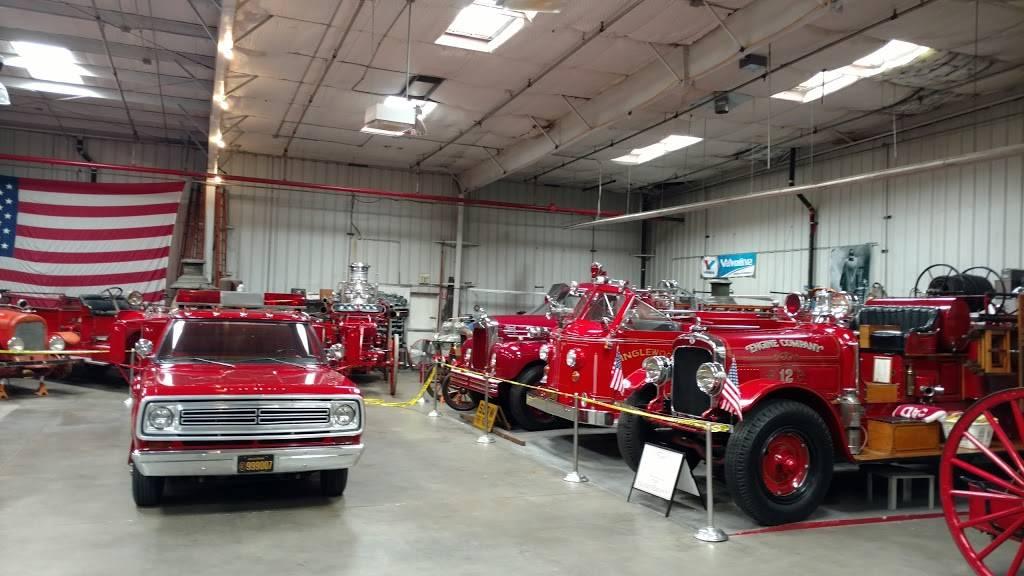 The Los Angeles County Fire Museum - museum  | Photo 4 of 9 | Address: 16400 Bellflower Blvd, Bellflower, CA 90706, USA | Phone: (562) 925-0234