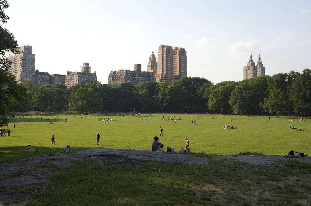 The Lake Viewing Area - park    Photo 3 of 10   Address: New York, NY 10024, USA