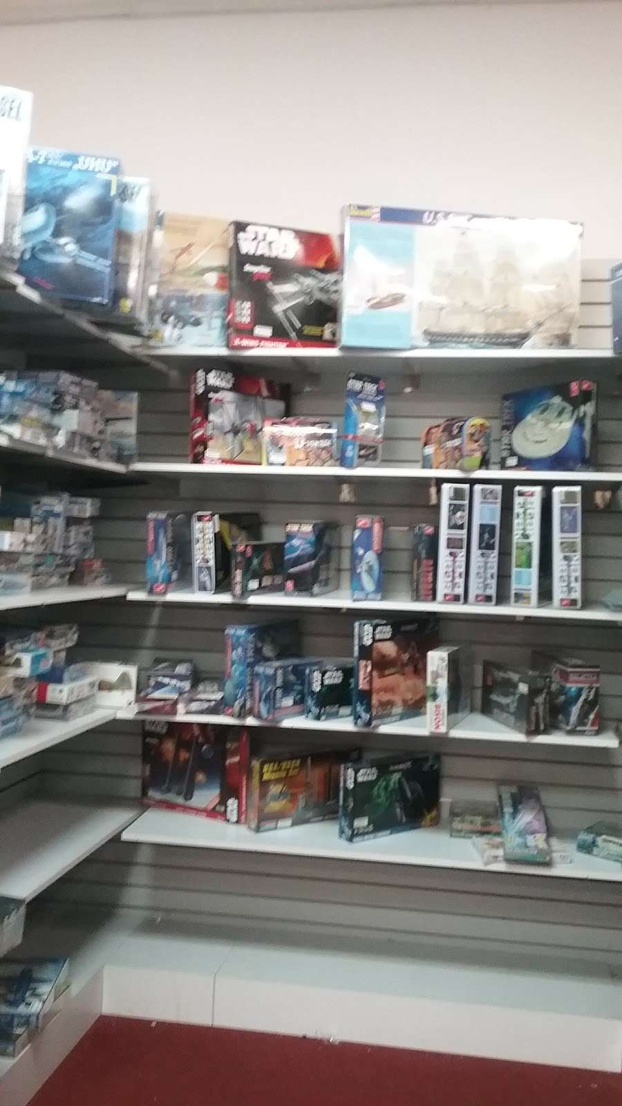 Hobby Stop Inc. - store  | Photo 9 of 10 | Address: 939 S Anderson Rd, Rock Hill, SC 29730, USA | Phone: (803) 327-4121