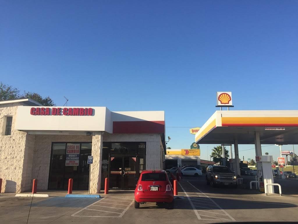 Shell - gas station  | Photo 1 of 10 | Address: 3502 Santa Ursula Ave, Laredo, TX 78041, USA | Phone: (956) 724-2186