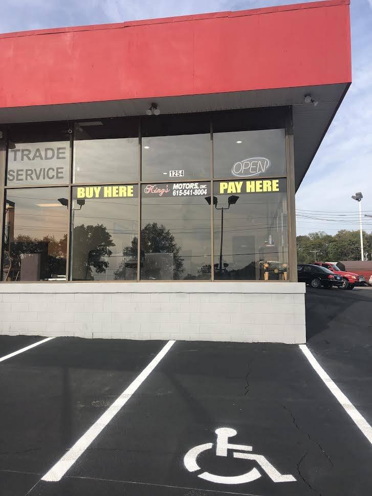 Kings Motors & Services inc. - car dealer  | Photo 1 of 10 | Address: 1254 Gallatin Pike S, Madison, TN 37115, USA | Phone: (615) 739-2653