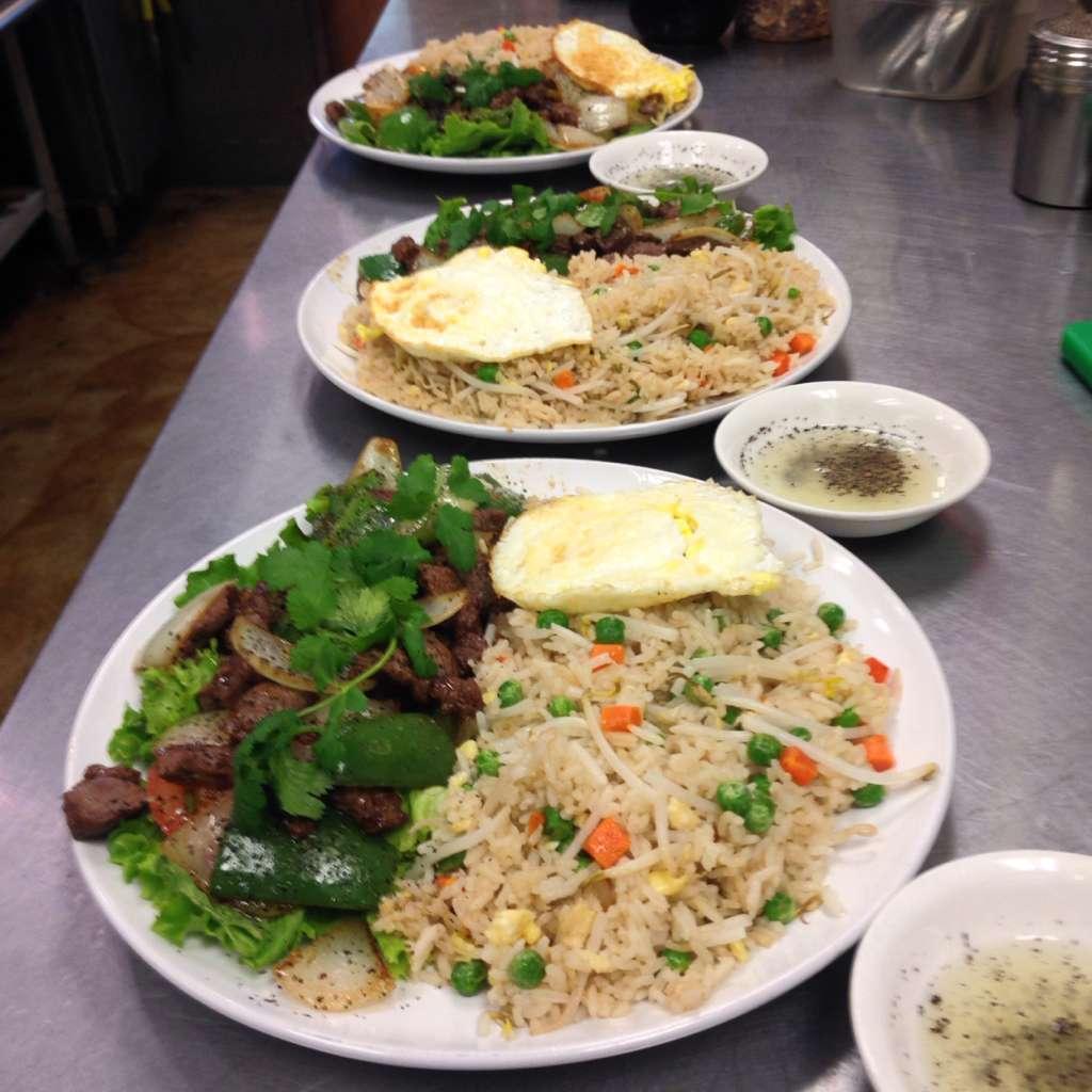Barclay Asian Grill - restaurant    Photo 8 of 10   Address: 18311 Clay Rd, Houston, TX 77084, USA   Phone: (281) 856-9886