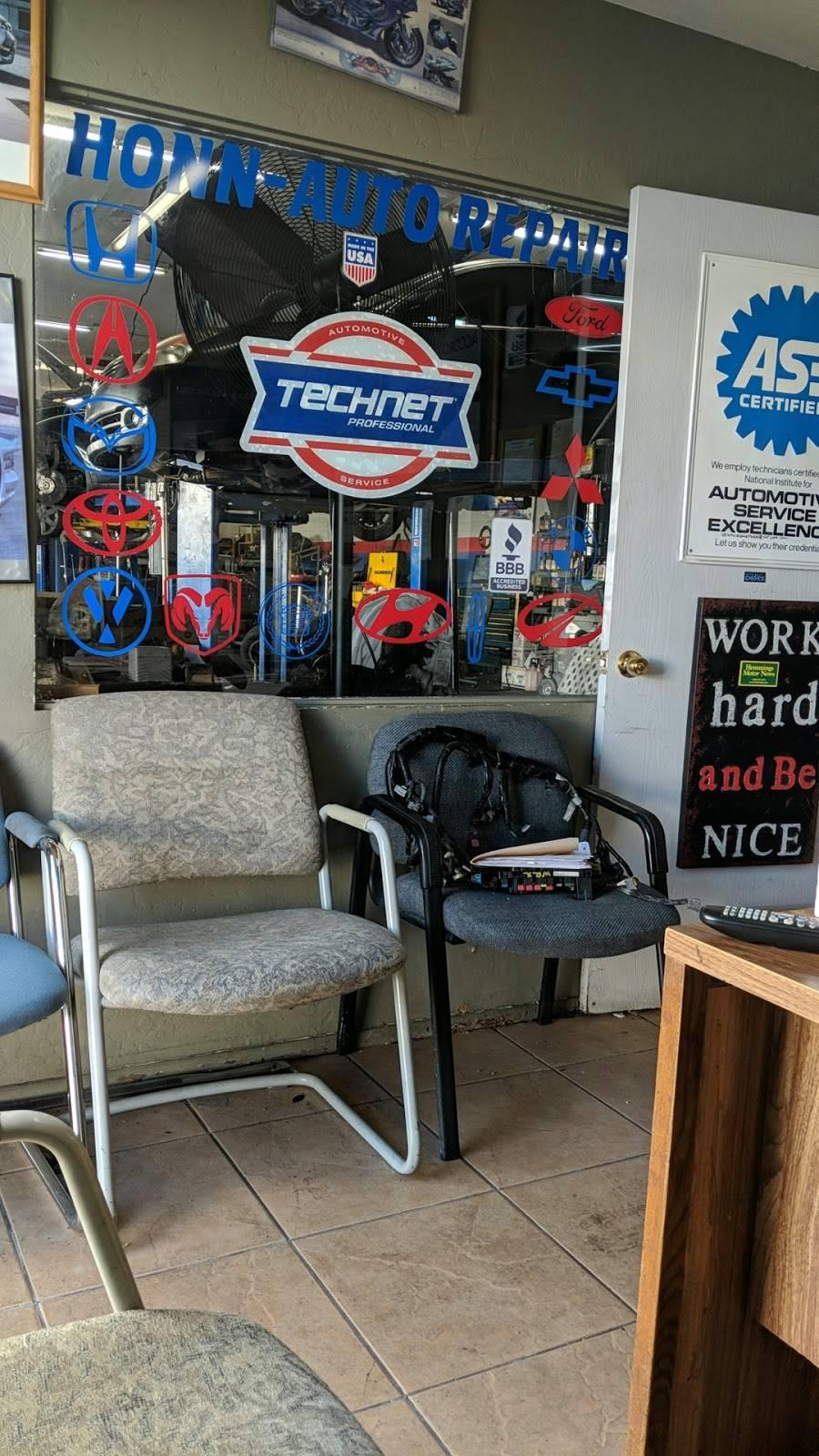 Honn Auto Repair Shop - car repair  | Photo 1 of 7 | Address: 2651, 431 S Stapley Dr # 7, Mesa, AZ 85204, USA | Phone: (480) 649-7009
