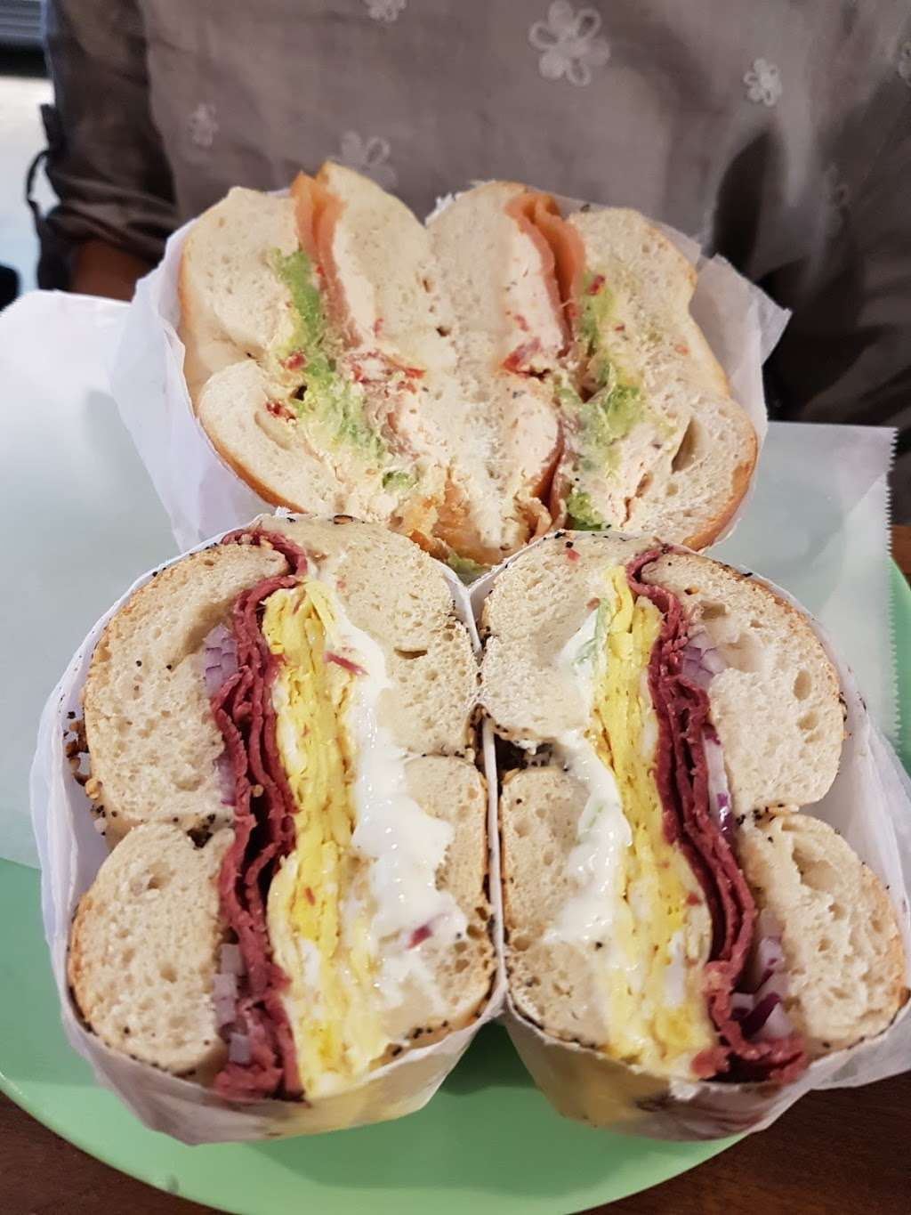Tompkins Square Bagels - cafe  | Photo 4 of 10 | Address: 165 Avenue A, New York, NY 10009, USA | Phone: (646) 351-6520