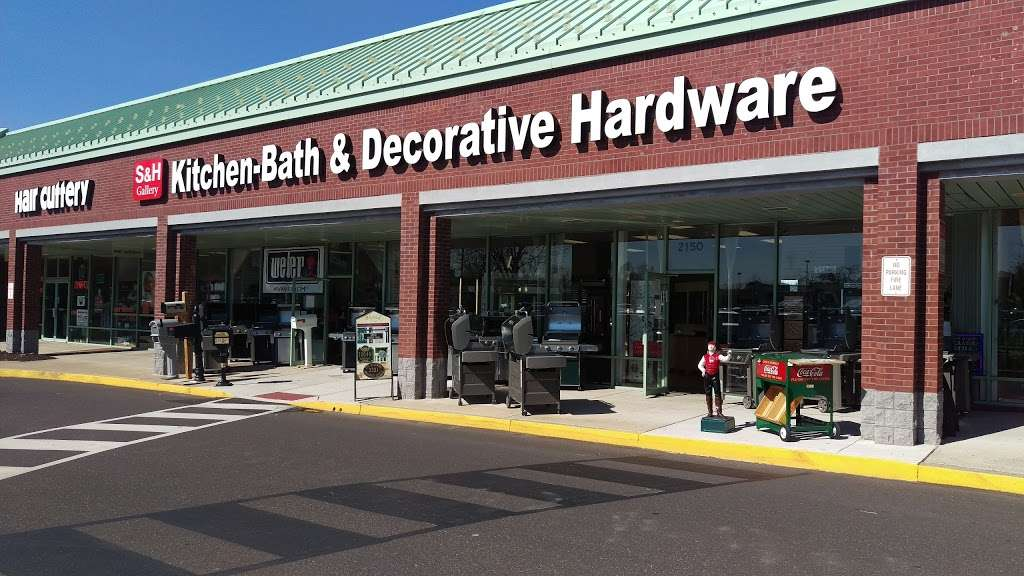 The Gallery At S&H Hardware - home goods store    Photo 2 of 10   Address: 2060 County Line Rd, Huntingdon Valley, PA 19006, USA   Phone: (267) 288-5950
