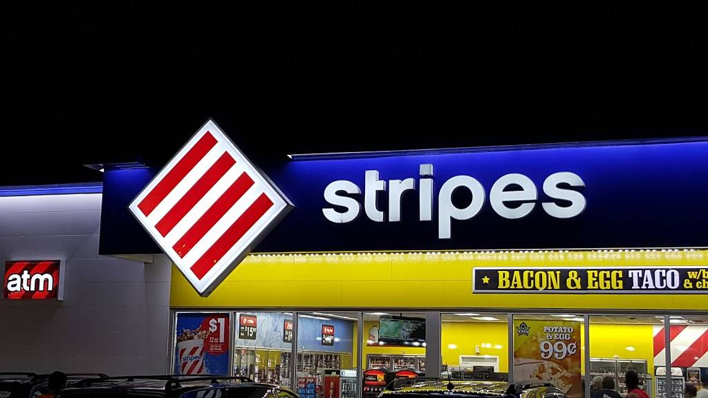 Stripes - convenience store    Photo 6 of 8   Address: 800 Voss Ave, Odem, TX 78370, USA   Phone: (361) 368-2387