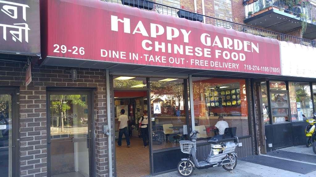 Happy Garden - restaurant    Photo 2 of 4   Address: 29-26 30th Ave, Astoria, NY 11102, USA   Phone: (718) 274-1195