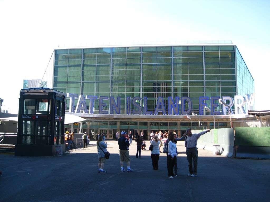 Whitehall Terminal - transit station  | Photo 10 of 10 | Address: 4 Whitehall St, New York, NY 10004, USA