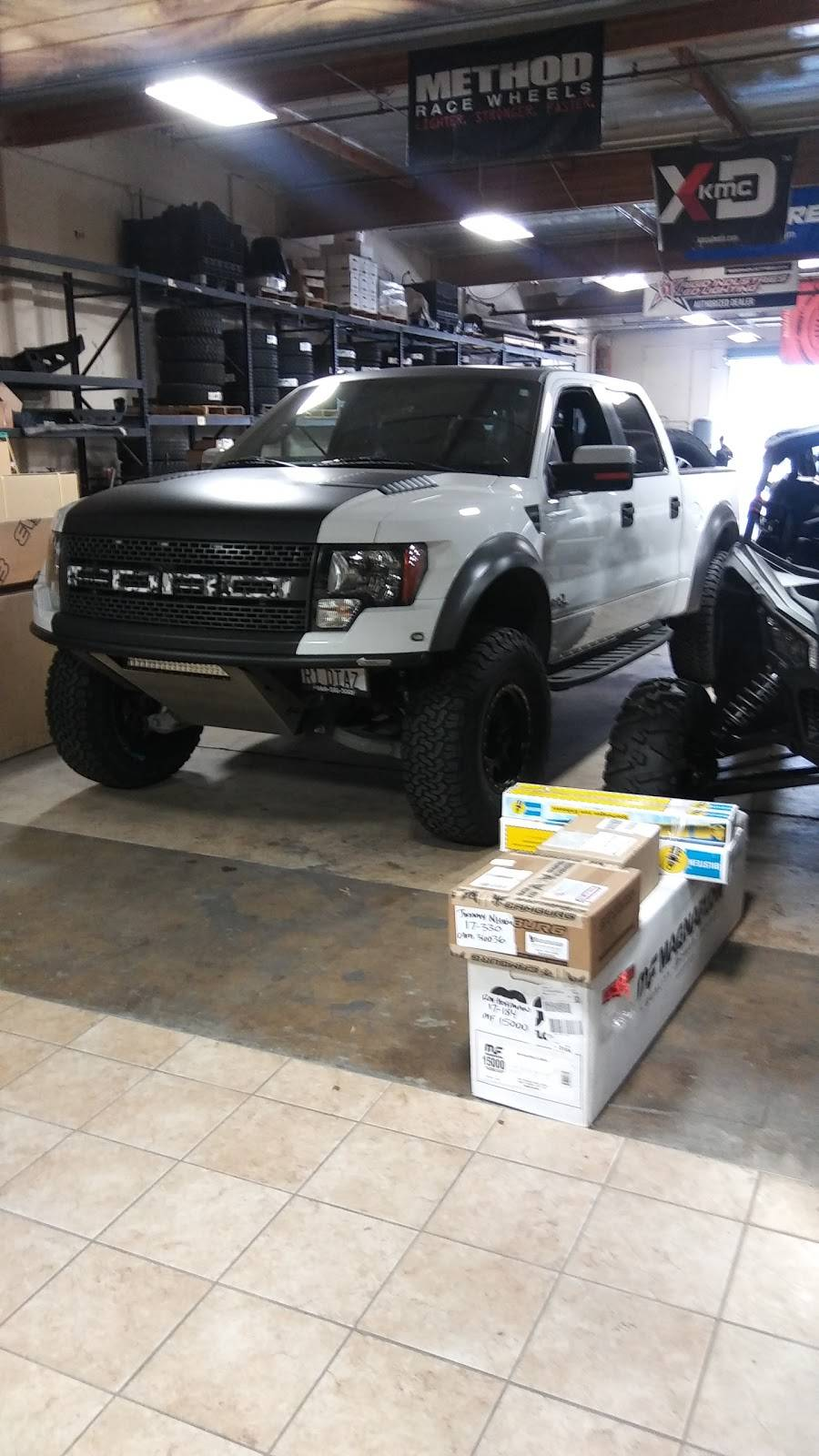 Outlaw Offroad/Off The Grid Equipt - car repair    Photo 7 of 10   Address: 1701 Carnegie Ave, Santa Ana, CA 92705, USA   Phone: (949) 581-5001