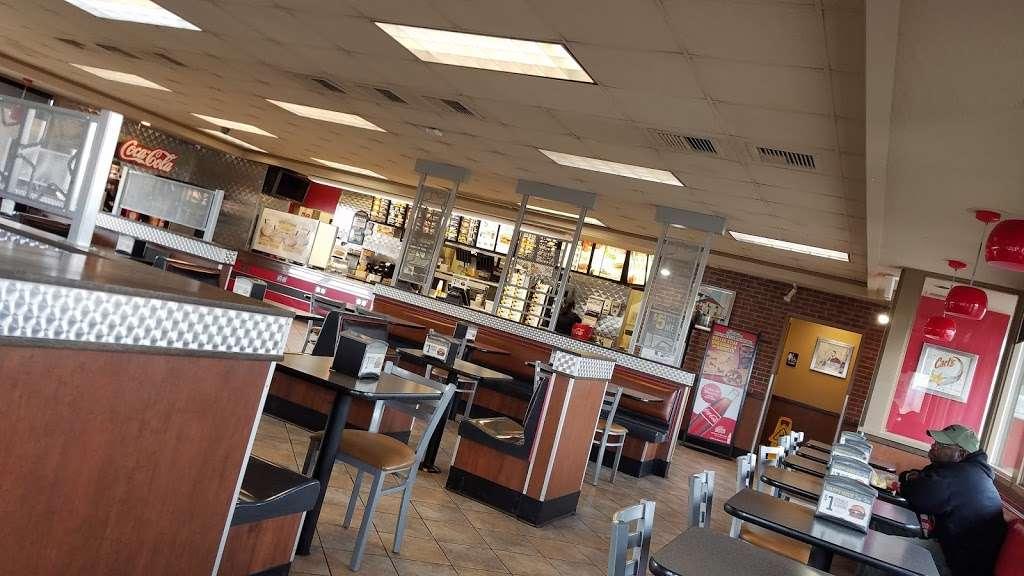 Carls Jr. - restaurant  | Photo 10 of 10 | Address: 1519 W Baseline Rd, Guadalupe, AZ 85283, USA | Phone: (480) 838-4063