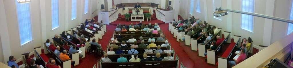 North Main Baptist Church - church  | Photo 3 of 9 | Address: 1501 N Main St, Salisbury, NC 28144, USA | Phone: (704) 637-2929