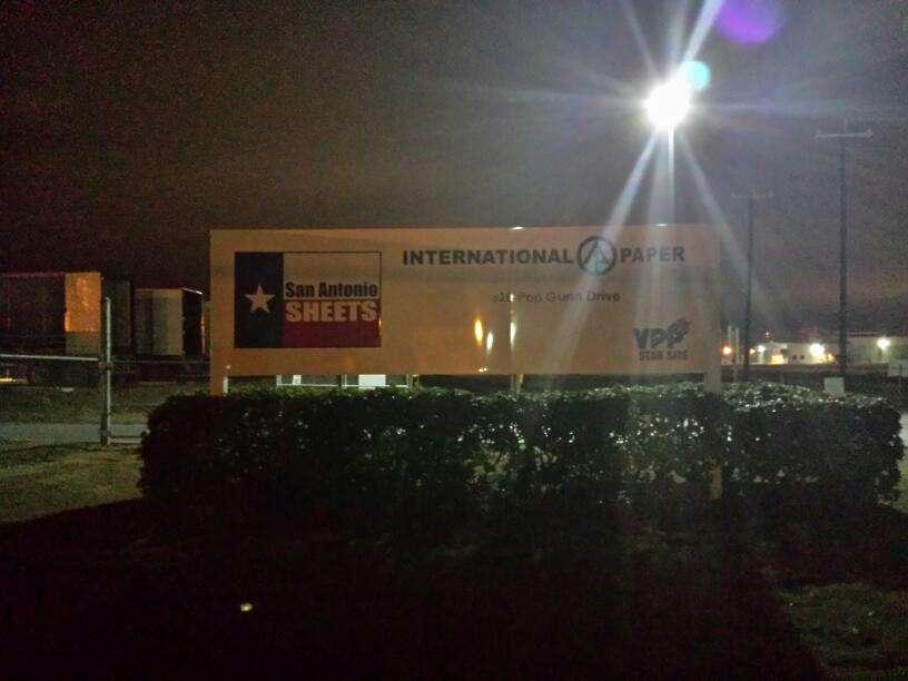 International Paper - store  | Photo 7 of 9 | Address: 610 Pop Gunn St, San Antonio, TX 78219, USA | Phone: (210) 661-8543