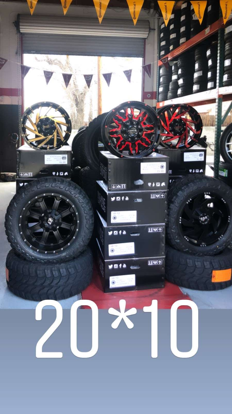TIRES BY EZ - car repair  | Photo 5 of 6 | Address: 1560 E Palmdale Blvd, Palmdale, CA 93550, USA | Phone: (661) 878-8737
