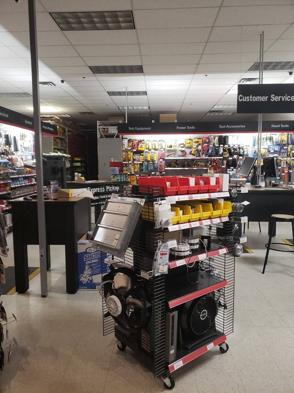 Grainger Industrial Supply - store  | Photo 1 of 5 | Address: 6412 Tupelo Dr G, Citrus Heights, CA 95621, USA | Phone: (800) 472-4643