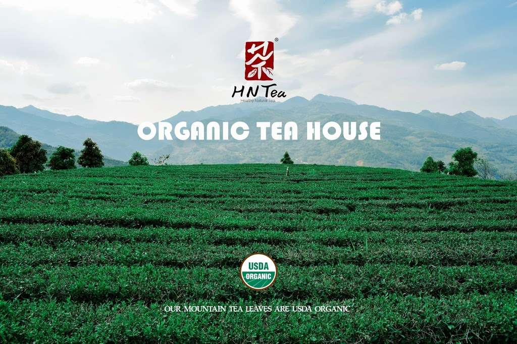 HNTea - Organic Tea House - cafe  | Photo 4 of 10 | Address: 14001 Newport Ave #E, Tustin, CA 92780, USA | Phone: (657) 600-8556