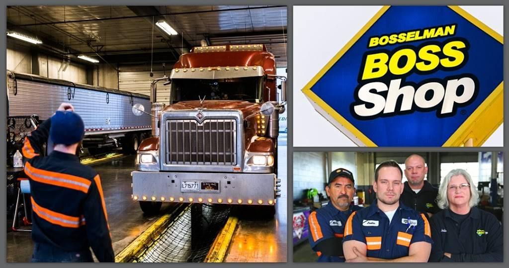 Boss Truck Shop - car repair    Photo 1 of 6   Address: 15004 S, NE-31, Gretna, NE 68028, USA   Phone: (402) 332-3648