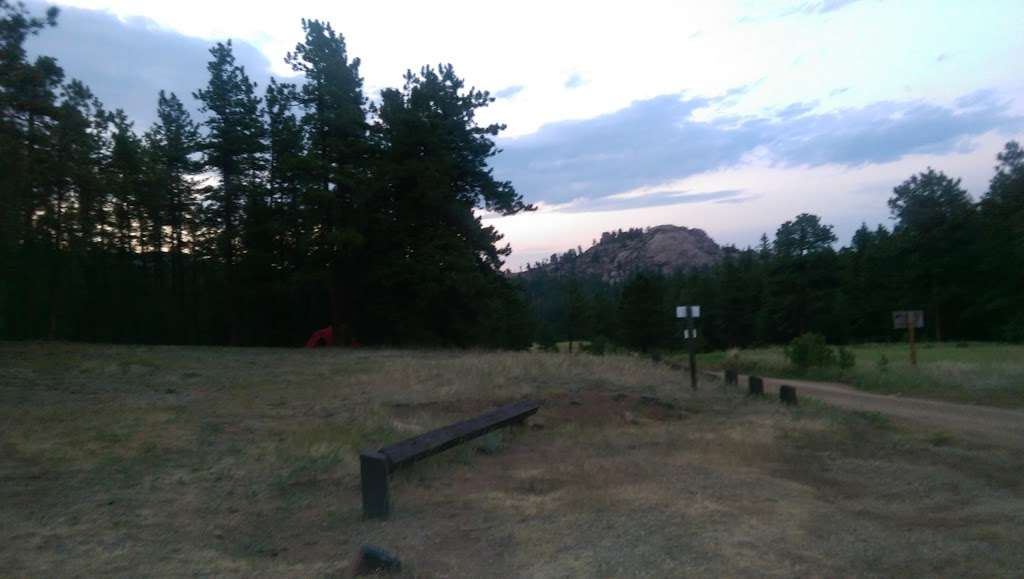 Meadows Group Campground - campground  | Photo 1 of 2 | Address: Buffalo Creek, CO 80425, USA | Phone: (303) 275-5610