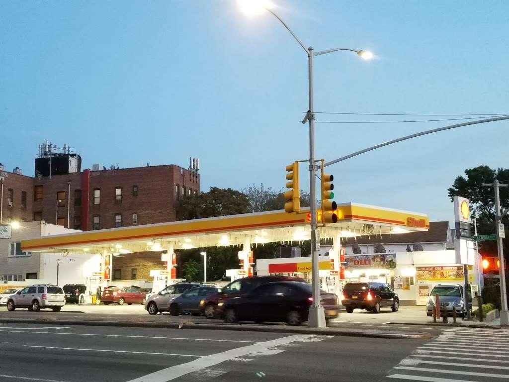 Shell - gas station  | Photo 10 of 10 | Address: 92-10 Astoria Blvd, East Elmhurst, NY 11369, USA | Phone: (718) 639-8594