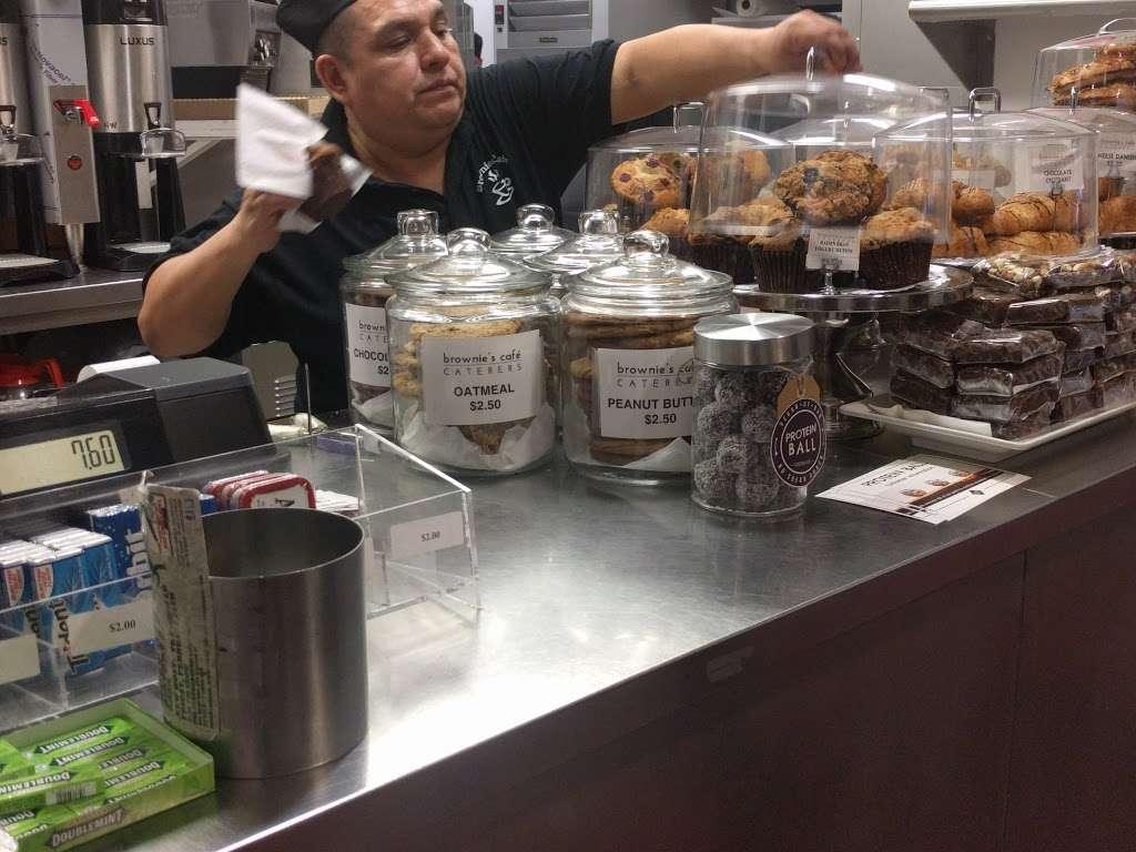 Brownies Cafe - cafe  | Photo 6 of 10 | Address: 1172 Amsterdam Ave, New York, NY 10027, USA | Phone: (212) 865-6590
