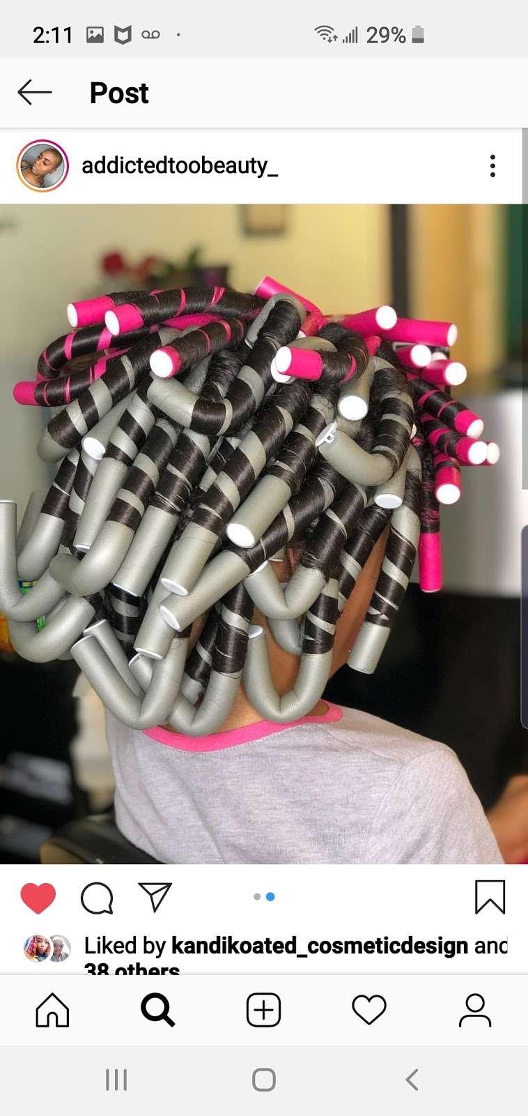 Jesulas Natural Hair Spa llc - hair care  | Photo 7 of 10 | Address: 1385 Stuyvesant Ave, Union, NJ 07083, USA | Phone: (201) 927-1609