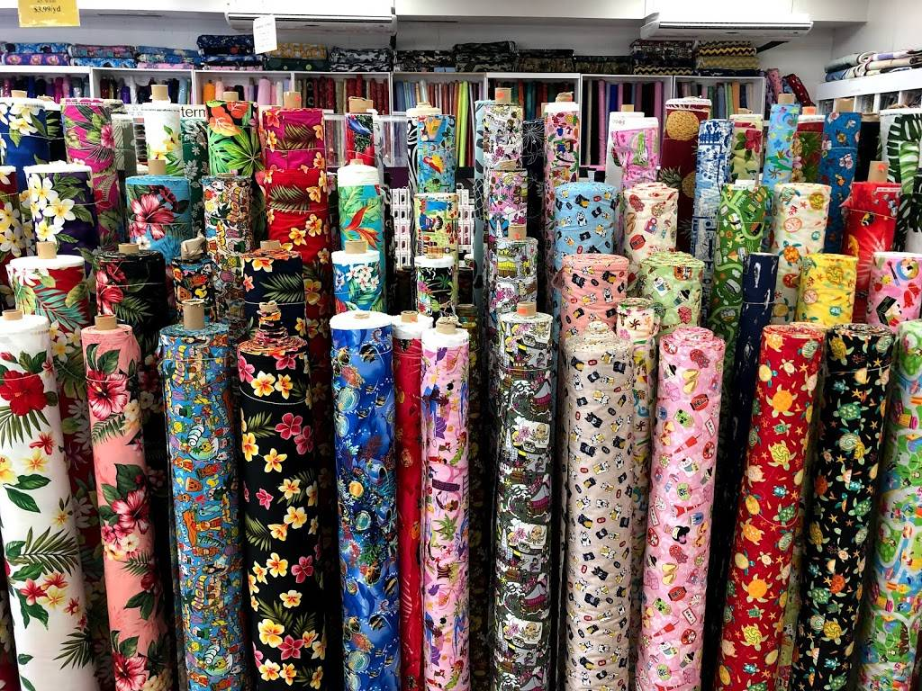 Fabric Mart - home goods store  | Photo 8 of 10 | Address: 45-681 Kamehameha Hwy, Kaneohe, HI 96744, USA | Phone: (808) 234-6604