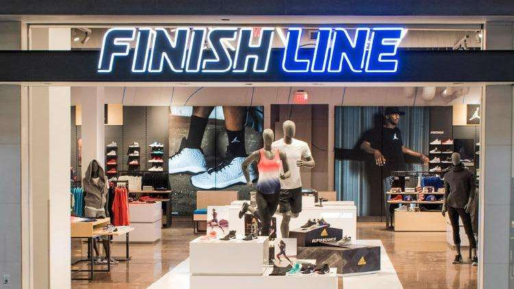 Finish Line - shoe store  | Photo 1 of 10 | Address: 1076 Green Acres Mall, Suite 114, Valley Stream, NY 11581, USA | Phone: (516) 599-5907
