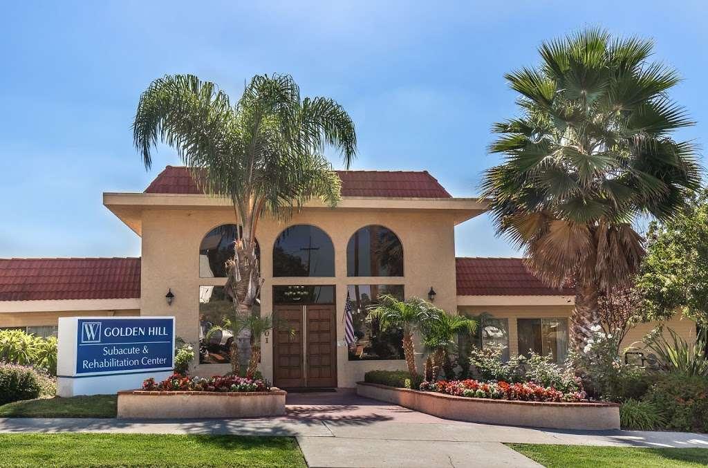 Golden Hill Subacute and Rehabilitation Center - health  | Photo 2 of 10 | Address: 1201 34th St, San Diego, CA 92102, USA | Phone: (619) 232-2946