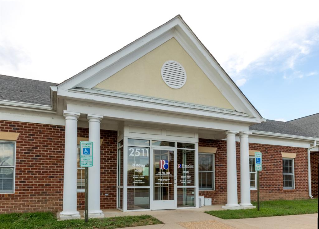 Prime Care Urgent & Family Care - doctor    Photo 1 of 4   Address: 2511 Salem Church Rd, Fredericksburg, VA 22407, USA   Phone: (540) 786-1200