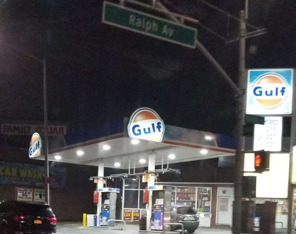 Conoco Gas Station - gas station    Photo 1 of 1   Address: 2317 Ralph Ave, Brooklyn, NY 11234, USA   Phone: (718) 251-6820