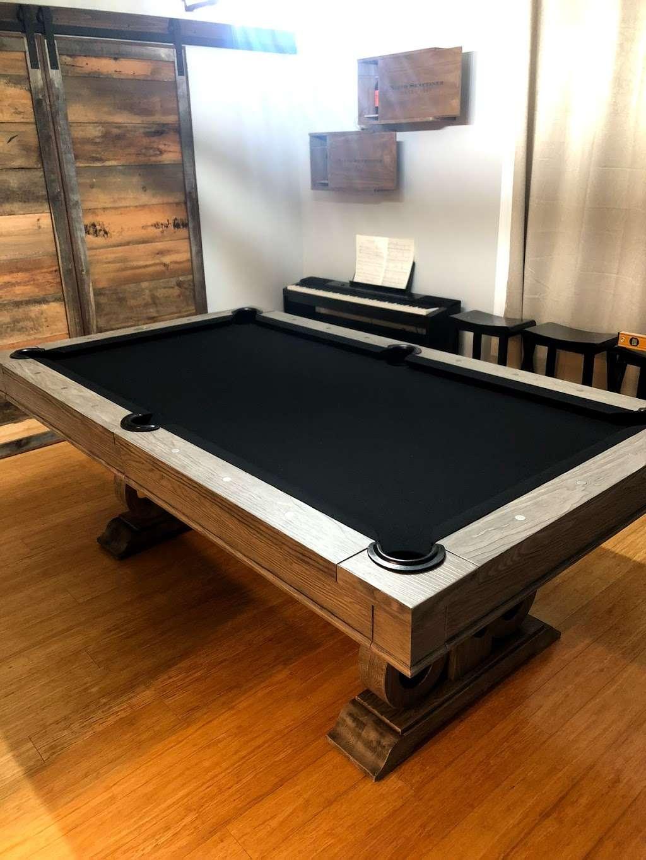 Cloud 9 Pool Table Service - store  | Photo 7 of 10 | Address: 236 John Mowry Rd, Smithfield, RI 02917, USA | Phone: (401) 603-8092
