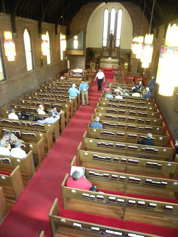 First Lutheran Church LC-C - church  | Photo 6 of 10 | Address: 160 Giles Blvd W, Windsor, ON N9A 6G9, Canada | Phone: (519) 256-2667