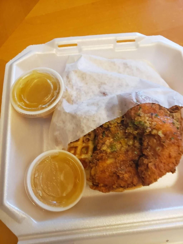 Waffle That! - restaurant  | Photo 9 of 9 | Address: 2115 M.L.K. Jr Blvd, Tulsa, OK 74106, USA | Phone: (918) 932-8081