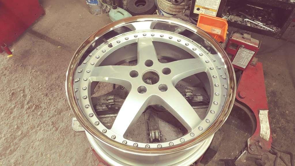 610 Wheels & Tires - car repair  | Photo 3 of 10 | Address: 13101 S Post Oak Rd, Houston, TX 77045, USA | Phone: (713) 726-8473