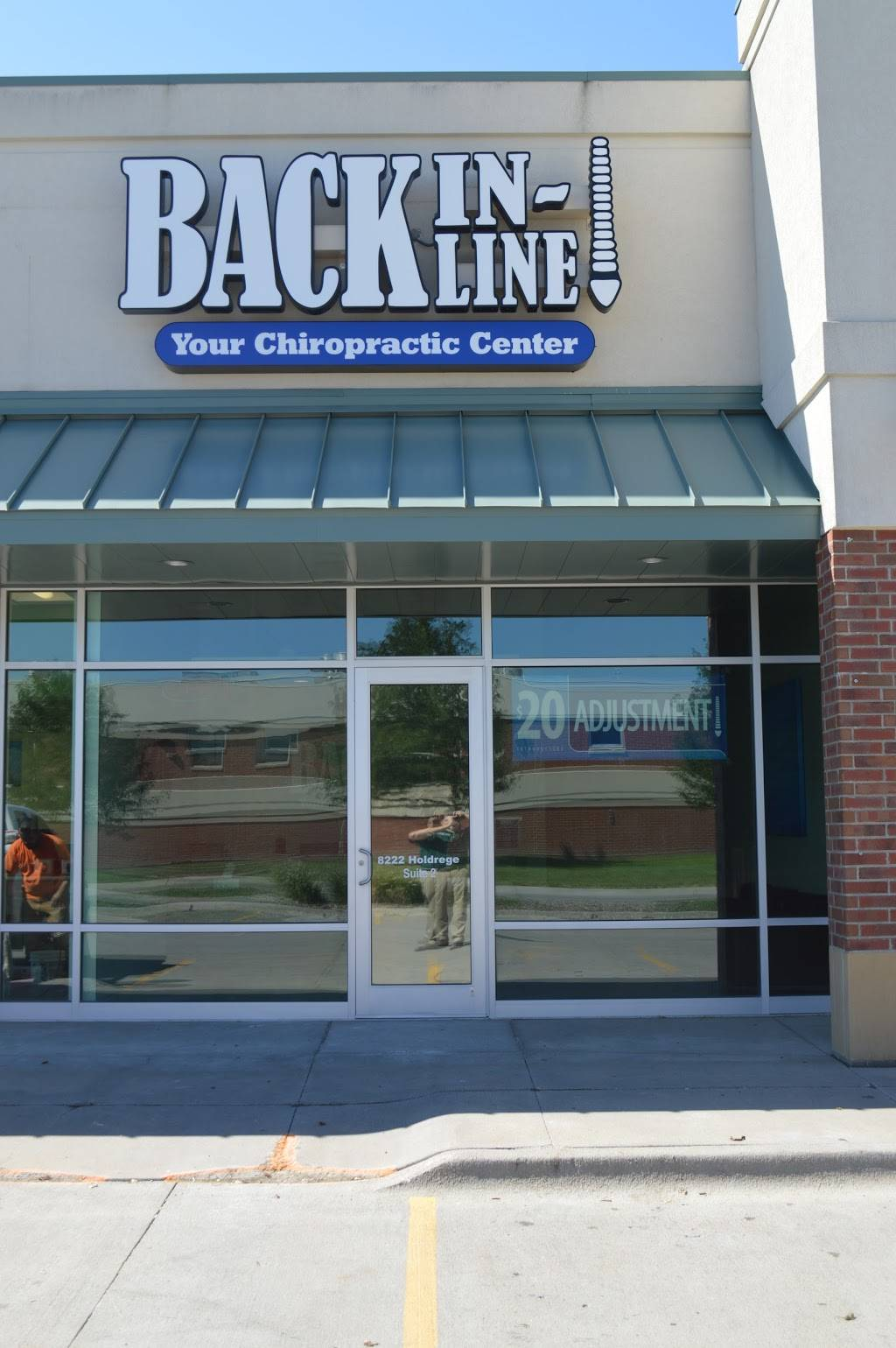 Back In-line Chiropractic, 8222 Holdrege St #2, Lincoln ...