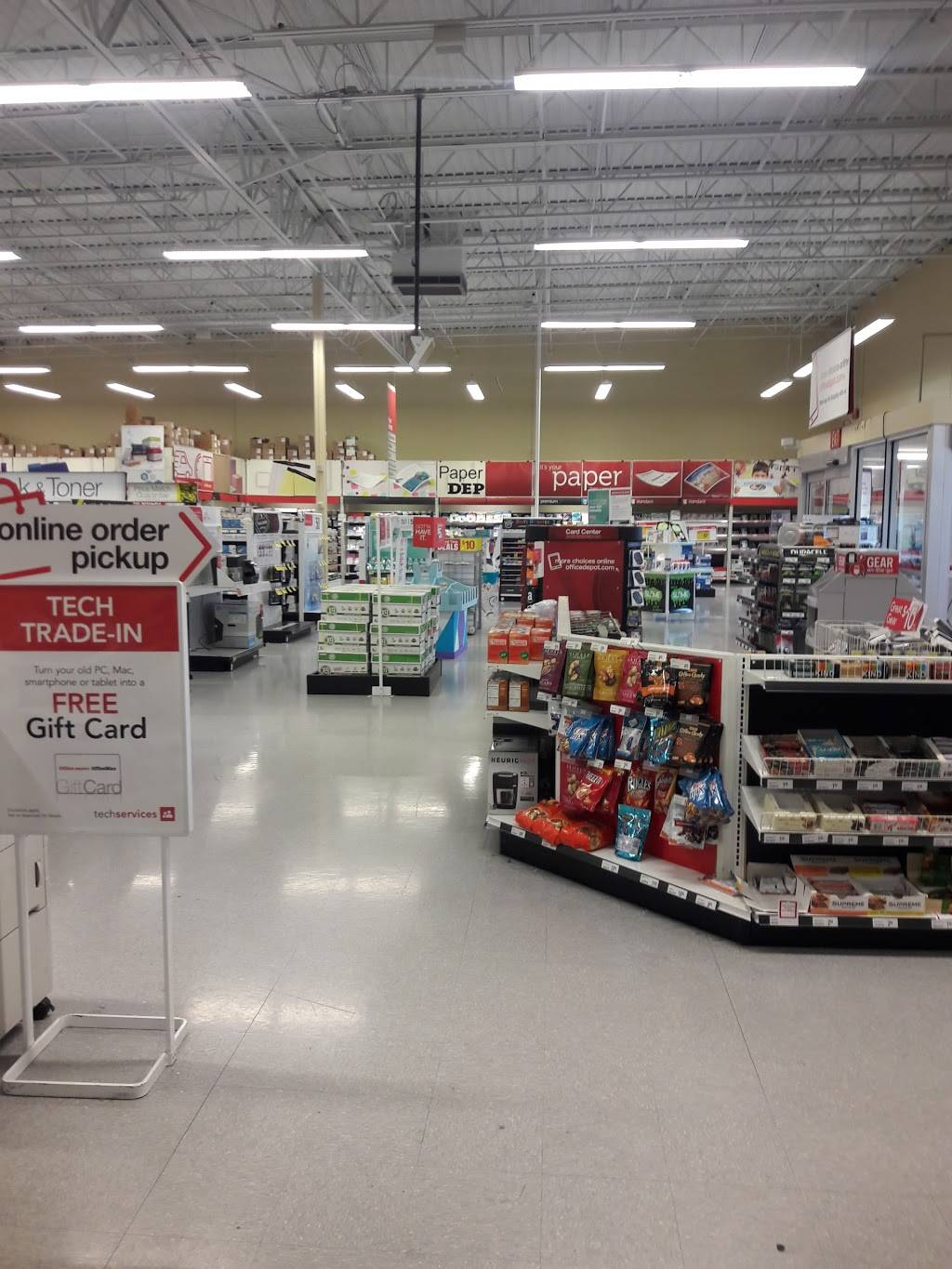 Office Depot - electronics store  | Photo 5 of 10 | Address: 401 Carroll St, Fort Worth, TX 76107, USA | Phone: (817) 885-7868