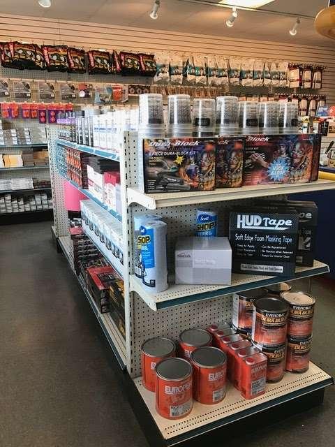 BELLA Auto Body Paint & Tools Inc - car repair  | Photo 5 of 10 | Address: 521 Lexington Ave, Clifton, NJ 07011, USA | Phone: (973) 478-2626