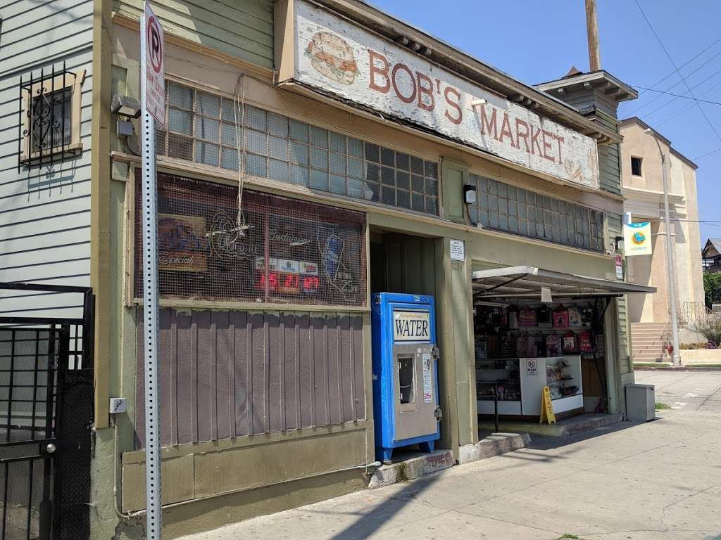 Bobs Market - convenience store  | Photo 1 of 10 | Address: 580 E Kensington Rd, Los Angeles, CA 90026, USA | Phone: (213) 250-8186